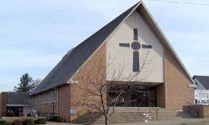 Church Prior to Tornado